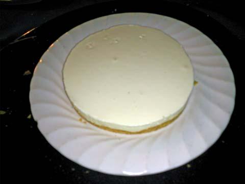 2013年ホワイトデーのチーズケーキ