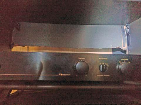 プリメインアンプはNakamichi(ナカミチ)の IA-4s