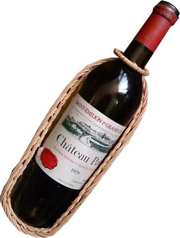 今年のバースデーワインはサン・テミリオンのシャトーパヴィ 1979