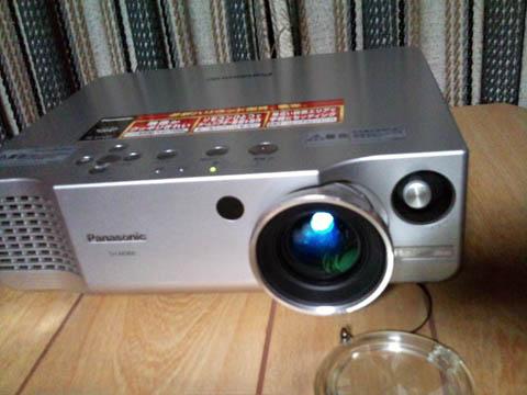 パナソニック(Panasonic)のプロジェクターTH-AE900